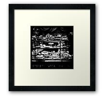 Let there be cake! Framed Print