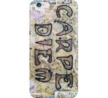 Carpe Diem iPhone Case/Skin