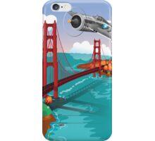 The Golden Gate Bridge San Francisco  iPhone Case/Skin