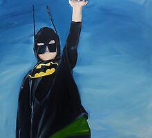 Inside Every Man is a Bat Boy by Eva Fritz