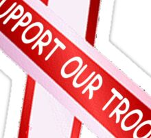 Canadian Forces:  Support Our Troops Sticker