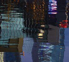 city submerged by Georgie Hart