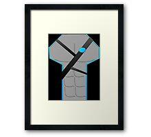 Grayson Shirt Framed Print