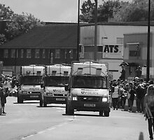 Olympic Torch Relay, Thatcham by James Taylor