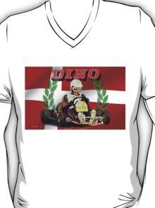 DINO KART Vintage pic Harm Schuurman  T-Shirt