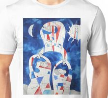the acrobat Unisex T-Shirt