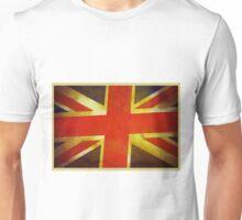 UNION JACK (AGED)-2 Unisex T-Shirt
