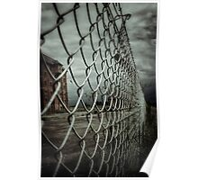 Urban Cage Poster