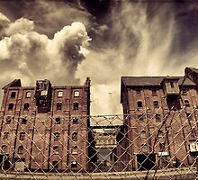 Sleaford Bass Maltings by Nikki Smith