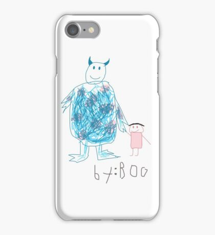 Sully by Boo iPhone Case/Skin