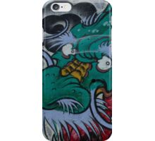 Dragon Graffiti iPhone Case/Skin
