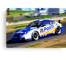 John Modystach #26 | Shannons Nationals | Round 5, 2012 Canvas Print
