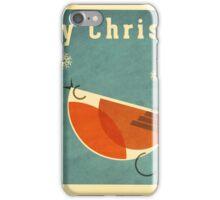 Robin 1 iPhone Case/Skin