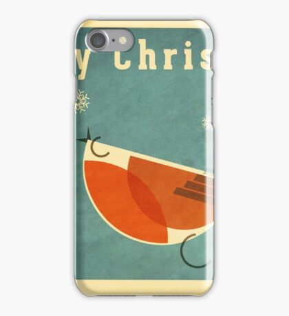 Robin 1 iPhone Case/Skin