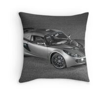 Exige - painted with light - 2 of 2 Throw Pillow