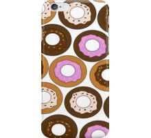 doughnut and doughnuts iPhone Case/Skin