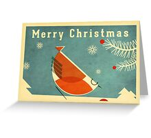 Robin 2 Greeting Card
