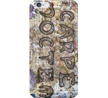 Carpe Noctem iPhone Case/Skin