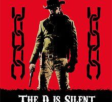 Django the D is silent by Juka08