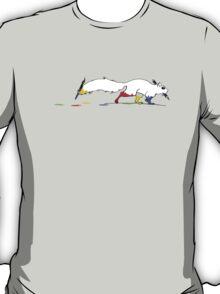 The Artistic Squirrel T-Shirt