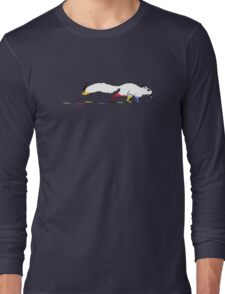The Artistic Squirrel Long Sleeve T-Shirt