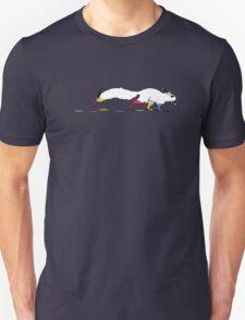 The Artistic Squirrel Unisex T-Shirt