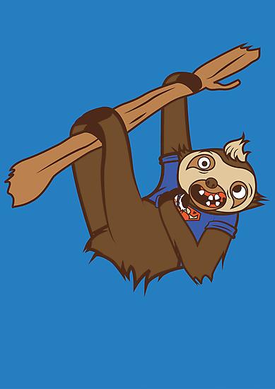 Sloth by Scott Weston