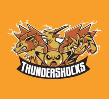 Team ThunderShocks by Kari Fry