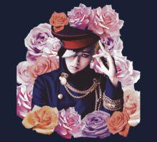 GD n Roses Kids Tee