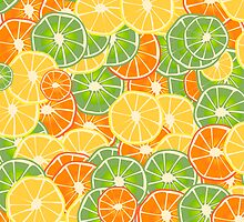 Orange, Lemon and Limes by Nick  Greenaway