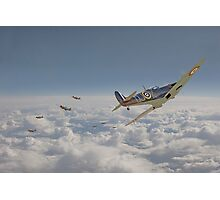 Spitfire - September odds Photographic Print
