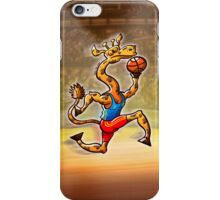 Olympic Basketball Giraffe iPhone Case/Skin