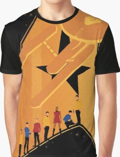 To Boldly Go... Graphic T-Shirt