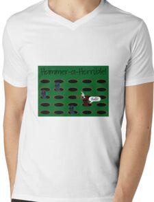 Hammer-a-Horrible Mens V-Neck T-Shirt