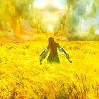 Fields of Gold by Smudgers Art