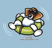 Cool Dog Beagle Kids Tee