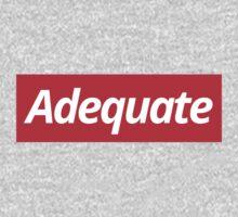 Adequate by Ian Martin