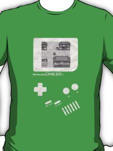 Game Boy - Bleached Nostalgia T-Shirt