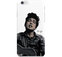 Bob Dylan iPhone Case/Skin
