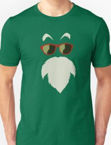 master hiroshi Dragon ball z DBZ T-Shirt