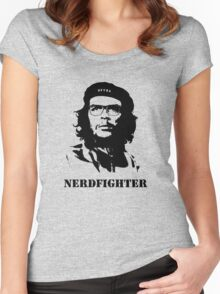 Che Guevara - Nerdfighter Women's Fitted Scoop T-Shirt