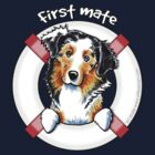 Aussie :: First Mate by offleashart