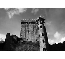 The Looming Castle Photographic Print