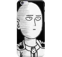 Saitama OK iPhone Case/Skin