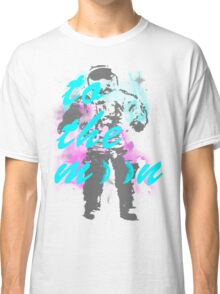 Moon-o Classic T-Shirt
