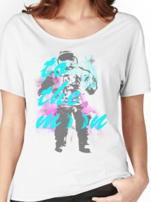 Moon-o Women's Relaxed Fit T-Shirt