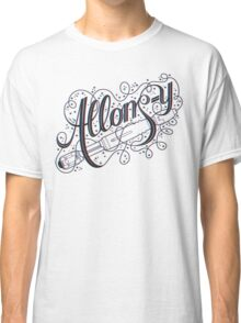 Allons-y! (3D) Classic T-Shirt