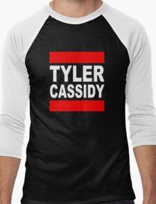 Tyler Cassidy AKA Krispy Creme Men's Baseball ¾ T-Shirt