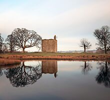 Barr Castle by Photo Scotland