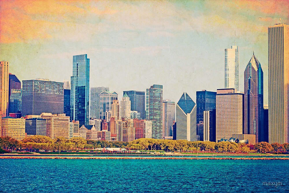 Vintage Chicago by maxym